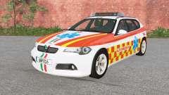 ETK 800-Series Automedica v1.9 for BeamNG Drive