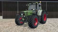 Fendt Favorit 515C Turbomatik with FL console for Farming Simulator 2015