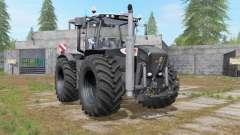 Claas Xerion 3800 Trac VC black for Farming Simulator 2017