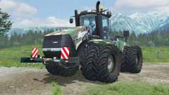 Case IH Steiger 600 camuffamento for Farming Simulator 2013