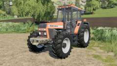 Ursus 1634 with other tires to choose for Farming Simulator 2017