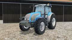 Valtra T140 process cyan for Farming Simulator 2015