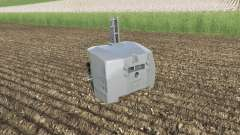 AGCO weight 5000 kg. for Farming Simulator 2017
