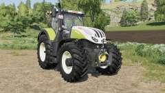 Steyr Terrus 6000 CVT smoke adjusted for Farming Simulator 2017