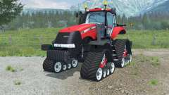 Case IH Magnum 370 CVX track systems for Farming Simulator 2013