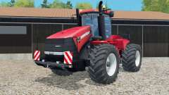 Case IH Steiger 450 crayola red for Farming Simulator 2015