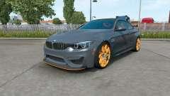 BMW M4 GTS (F82) 2016 for Euro Truck Simulator 2