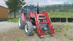Zetor 10145 front loader for Farming Simulator 2013