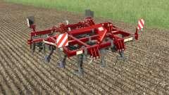 Kuhn Cultimer L 300 metallic for Farming Simulator 2017