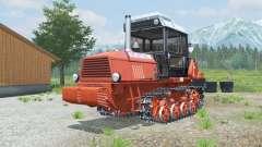 W-150 doors open for Farming Simulator 2013