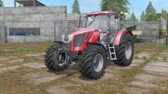 Zetor Crystal 160 choice color rims for Farming Simulator 2017