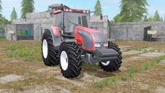 Valtra T140 FL console for Farming Simulator 2017