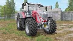 Fendt 900 Vario higher speed for Farming Simulator 2017