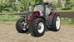 Valtra N-series reloaded for Farming Simulator 2017