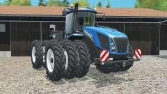 New Holland T9.565 triple row for Farming Simulator 2015