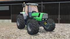 Deutz-Fahr AgroStar 6.61 new tires for Farming Simulator 2015