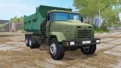 KrAZ-6510 repainted for Farming Simulator 2017