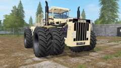 Big Bud 16V-747 wheat for Farming Simulator 2017