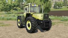 Mercedes-Benz Trac 1000 power selection for Farming Simulator 2017