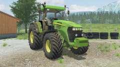 John Deere 7820 manual ignition for Farming Simulator 2013