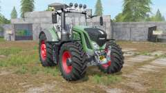 Fendt 900 Vario added extra worklight for Farming Simulator 2017