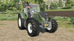 Fendt 700 Vario Bos for Farming Simulator 2017