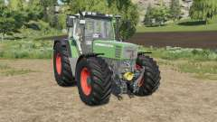 Fendt Favorit 500 C extra tire configurations for Farming Simulator 2017