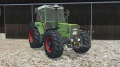 Fendt Favorit 615 LSA Turbomatik E real lights for Farming Simulator 2015