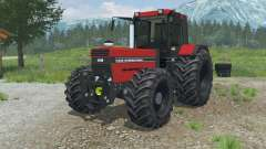 Case International 1455 XL tall poppy for Farming Simulator 2013