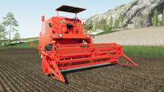 Bizon Super Z056 light improved for Farming Simulator 2017