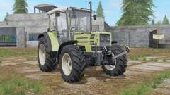 Hurlimann H-488 Turbo more exhaust smoke for Farming Simulator 2017