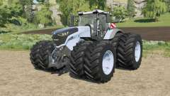 Fendt 1000 Vario wider twin wheels for Farming Simulator 2017