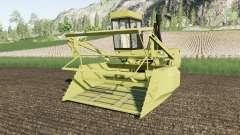 Fortschritt E 281-E multicolor for Farming Simulator 2017