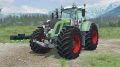 Fendt 939 Vario real light for Farming Simulator 2013
