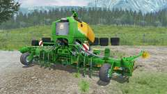 Amazone EDX 6000-2C fertilizer tank for Farming Simulator 2013