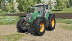 Fendt 800 Vario TMS rim color support for Farming Simulator 2017