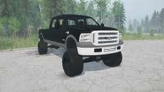 Ford F-350 2006 for MudRunner