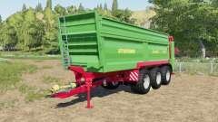 Strautmann PS 3401 increased working width for Farming Simulator 2017