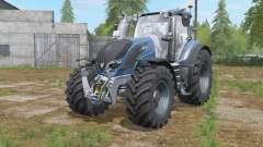 Valtra T-series interactive control for Farming Simulator 2017