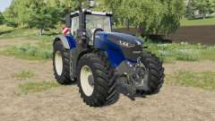 Fendt 1000 Vario improved front axle suspension for Farming Simulator 2017