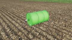 Barrel weight 500 kg. for Farming Simulator 2017