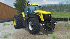 JCB Fastrac 8310 dual rear wheels for Farming Simulator 2013
