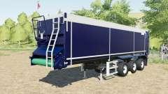Krampe SB II 30-1070 tow hitch for Farming Simulator 2017