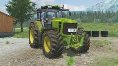 John Deere 7530 for Farming Simulator 2013