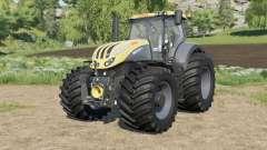 Steyr Terrus 6000 CVT Terra tires added for Farming Simulator 2017