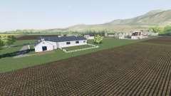 Sunrise Farms v1.0.0.1 for Farming Simulator 2017