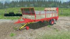 Krone Optimat 3.5 for Farming Simulator 2013