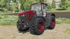 JCB Fastrac 8000 BiTurbo for Farming Simulator 2017