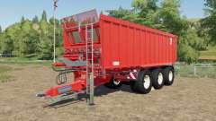 Kroger Agroliner TAW 30 capacity choicᶒ for Farming Simulator 2017