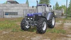 New Holland 8340 new sound for Farming Simulator 2017